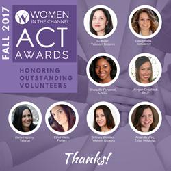 ACT Award Winners