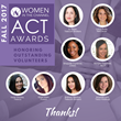 Women in the Channel Thanks Outstanding Volunteers with Inaugural ACT Awards