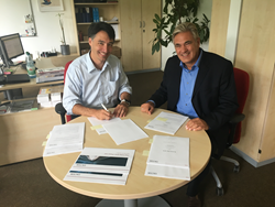 FACTON and ICP Solution Forge Sales Partnership