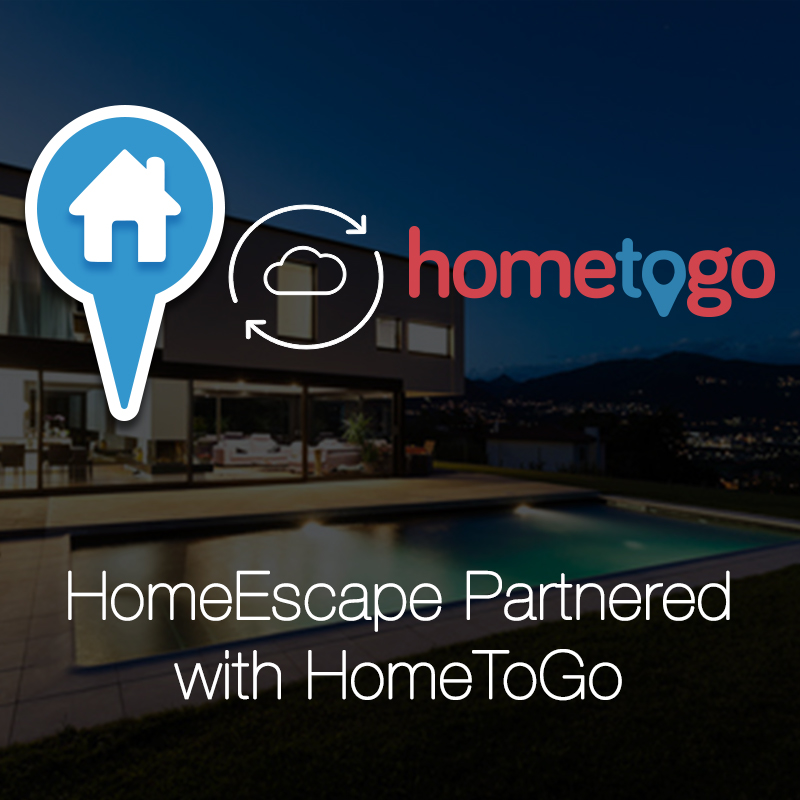 Rent Search Engines: HomeEscape Announces Integration With HomeToGo's Vacation