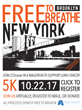 lung cancer, fundraising, clinical care options, free to breathe, oncology