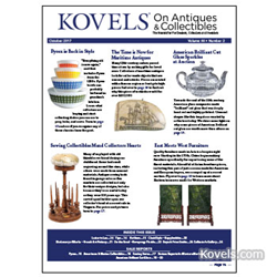 kovels, antiques, collectibles, sewing, pyrex, maritime antiques