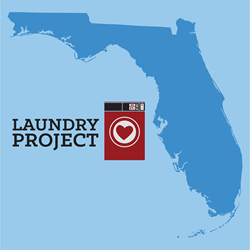 Laundry Project Helping Those in Need in Florida