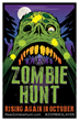 Louisiana's Own Live Zombie Hunt Returns This October
