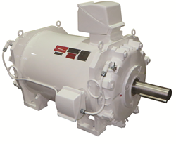 Toshiba Totally Enclosed Water Cooled Motor Series