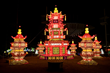 The N.C. Chinese Lantern Festival at Cary's Booth Amphitheatre, Nov. 24, 2017 through Jan. 14, 2018.