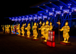 The N.C. Chinese Lantern Festival returns to Booth Amphitheatre in Cary this holiday season.