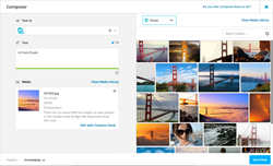 UGC sourced with Chute now available in Hootsuite for easy social posting