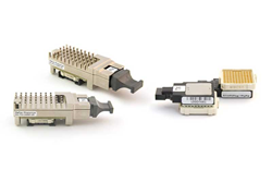 SNAP12 and LightABLE embedded parallel optics can operate at up to 150 Gbps.
