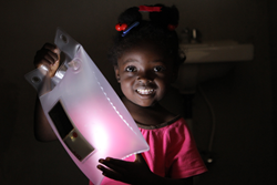 ShelterBox brings light to survivors of natural disaster and conflcit