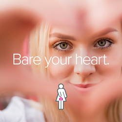 Bare Your Heart Charity Program
