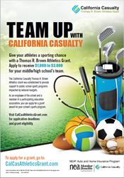 Thomas R. Brown Athletics Grant Program