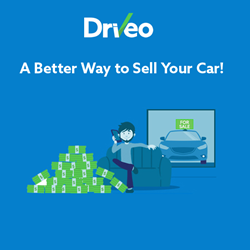 Driveo - A Better Way to Sell Your Car