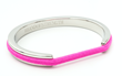 Dedicated Hair Tie Bracelet By Maria Shireen® Benefits Women's Health Non-Profit Bright Pink®