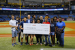 Chris Archer, Crown Automotive Group & the Rays Baseball Team Up To Donate $20,350 To Non-profit: Starting Right, Now
