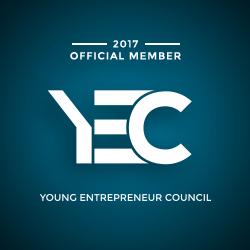 Alex coren accepted into young entrepreneur council yec alex coren yec member stopboris Gallery