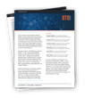 BTB Security Offers Solution Guide for Emerging Cybersecurity Regulations by NYDFS (23 NYCRR Part 500)