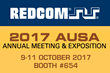 REDCOM to Exhibit Integrated Tactical and Strategic Command and Control Communications Solutions at AUSA
