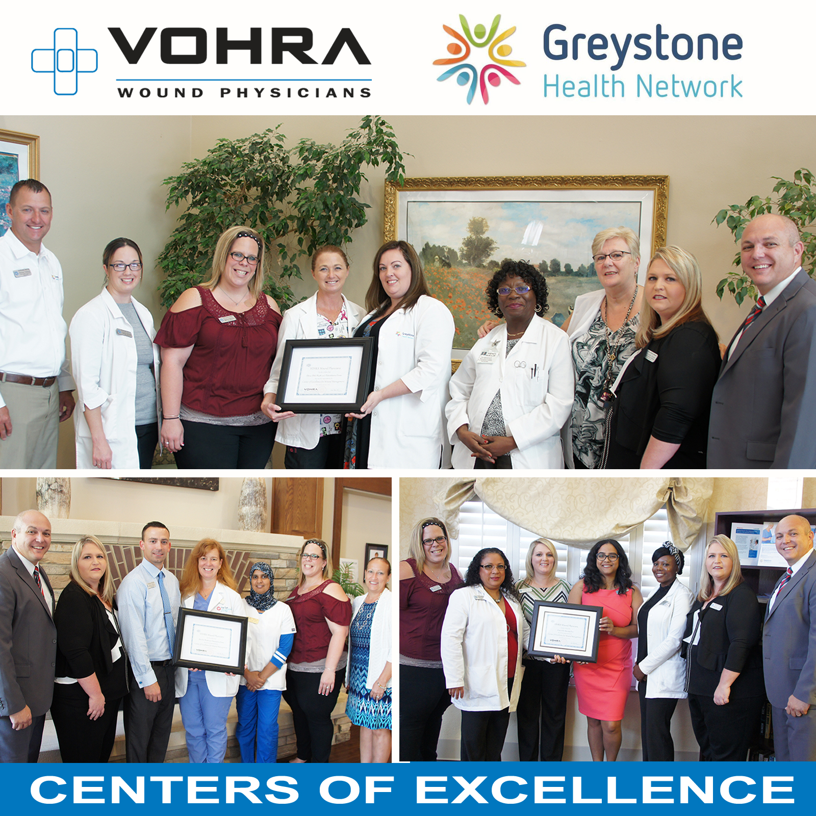 Vohra Builds Wound Care Centers Of Excellence