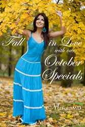 MilfordMD announces October 2017 Fall Cosmetic Surgery Specials
