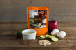 Real Food Blends Launches New Breakfast Meal Featuring Eggs, Apples & Oats