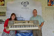 Yamaha Donates Keyboards to Support Mission of Mercy Ships Sailing Hospitals