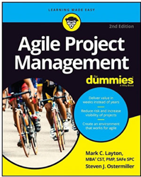 Agile Project Management for Dummies, 2nd Edition
