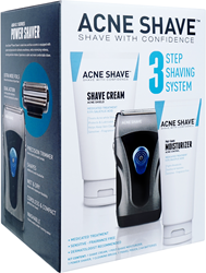 3-Step Acne Shave System