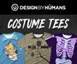 The Design By Humans' New Costume Tee Collection Will Put a Spell on You