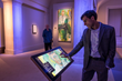 Ideum Debuts Digital Exhibits at Smithsonian National Portrait Gallery America's Presidents Exhibition