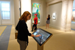 Ideum Designed Kiosks for Smithsonian National Portrait Gallery