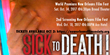 Maggie Hadleigh-West Premieres Sick to Death! Documentary at New Orleans Film Festival Oct. 14 & 18