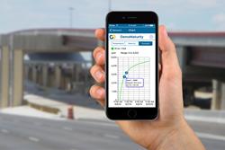 Retrieve sensor data with an iOS app for iPhone, iPod, or iPad.