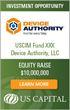 US Capital Engaged as Exclusive Adviser on $10MM Preferred Equity Raise for Device Authority Limited
