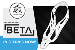 Alpha Lacrosse Beta Head