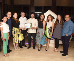 Manny Pacquiao receives Philippines Man of the Year award and Cocoon Wellness Pro Pod