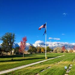 Memory Forest at Eastside Memorial Park (Minden ,NV)