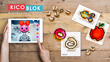 Kico Blok : Wooden Puzzle with Augmented Reality - Kico Blok Redefines Traditional Puzzle
