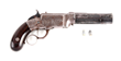 Fine Smith & Wesson Volcanic Repeating Small Frame Pistol, estimated at $12,500-16,500.