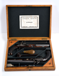 Cased Set of Simeon North Dueling Pistols, estimated at $15,000-25,000.