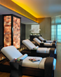 Enjoy  total relaxation and rejuvenation at Acqualina Spa by Espa.
