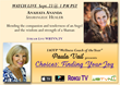 Meditation Expert and Shamanic Healer Anahata Ananda Helps People Access Their Deepest Desires with Quantum Manifestation in Interview with Wellness Talk Host Paula Vail