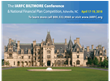 Call for Sponsors and Exhibitors for IARFC 2018 Biltmore Conference