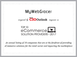 MyWebGrocer Named to Retail CIO Outlook's Top 10 eCommerce Solution Providers 2017