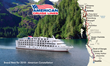 American Cruise Lines Takes Alaska