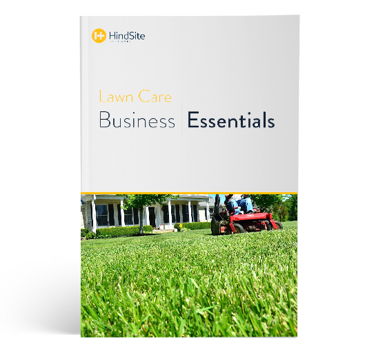 Hindsite Software Releases Lawn Care Business Essentials Ebook