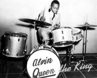 alvin taylor drums