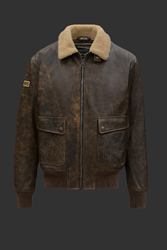 Iconic British fashion brand Matchless unveils hi-tech leather Putin Jacket inspired by the President of Russia.