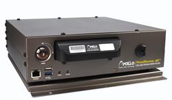 Apollo Video Technology's RoadRunner 4K Recorder