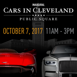 Cars In Cleveland- Public Square Cleveland